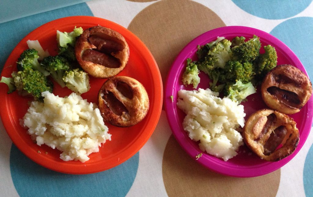 weight watchers mini toad in the hole recipe