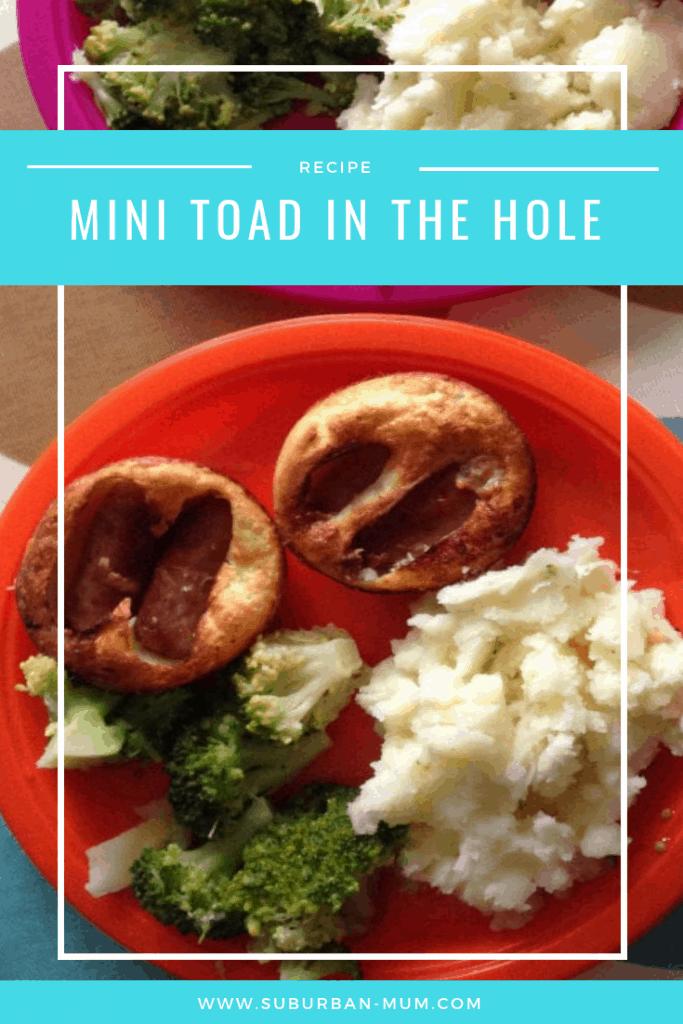Mini Toad in the Hold recipe