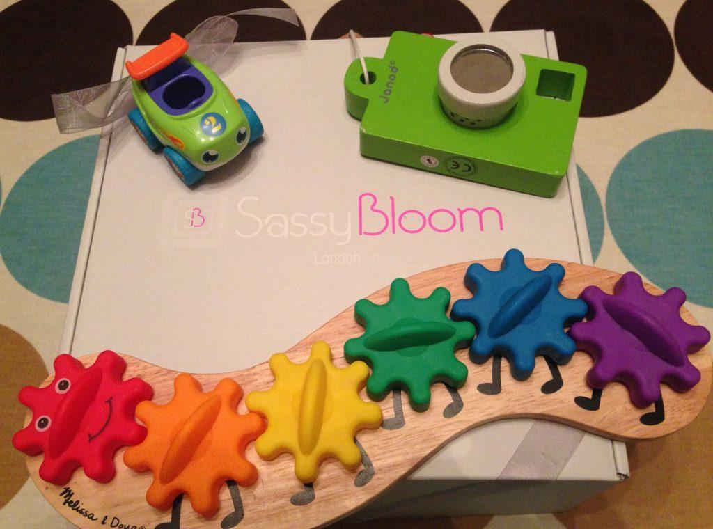 Sassy Bloom box