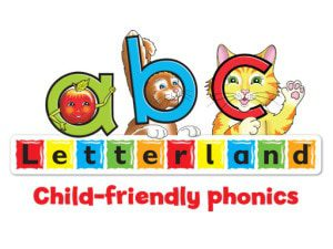 Letterland - child-friendly phonics