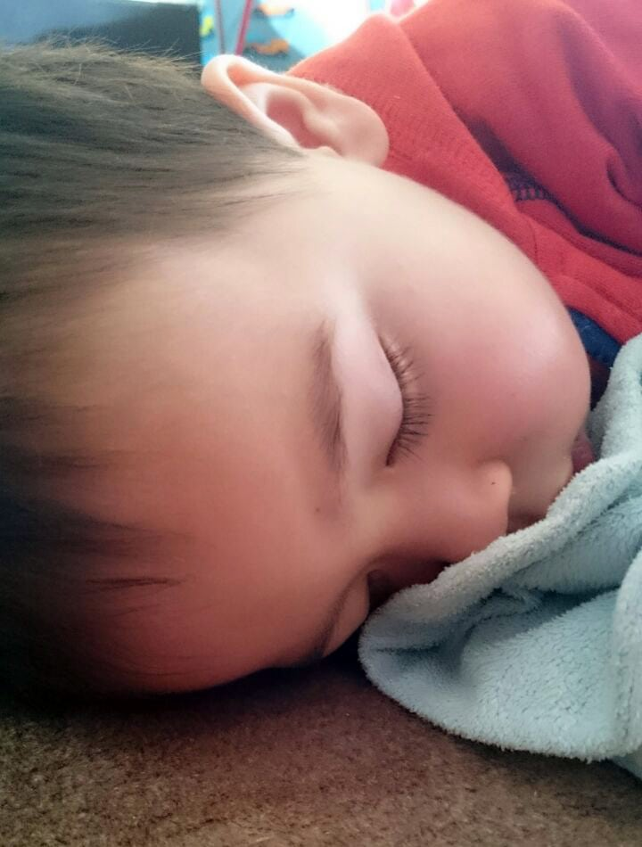 m-sleeping