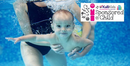 Sponsored Child Swim Baby