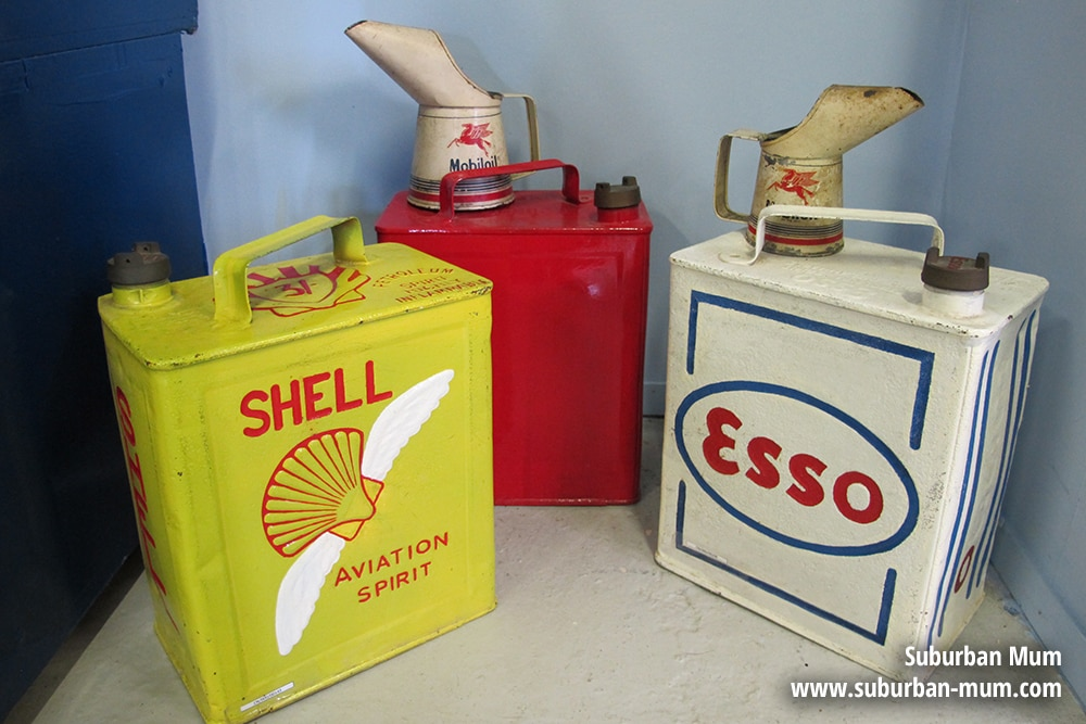 petrol-cans