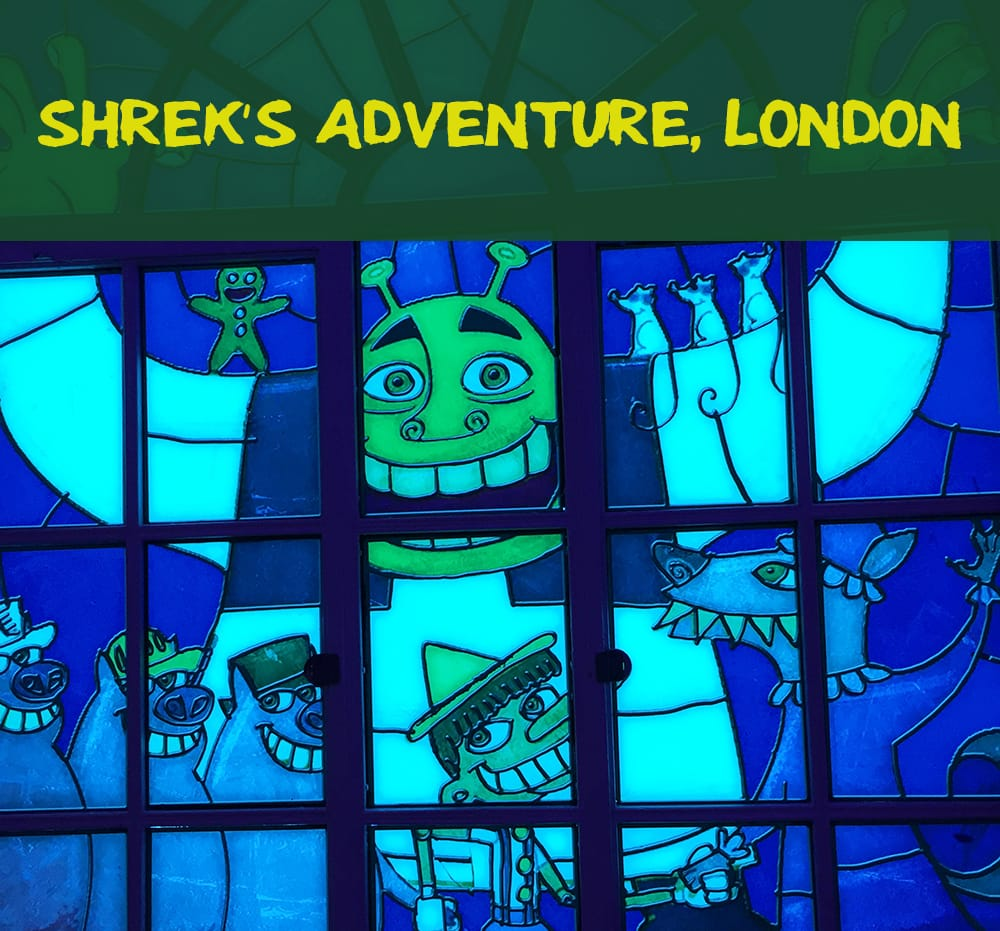 shreks-adventure-london