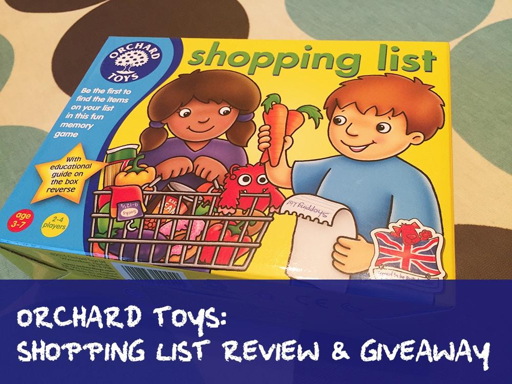 shopping-list-game