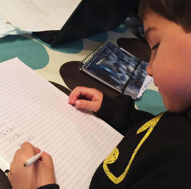 e-homework