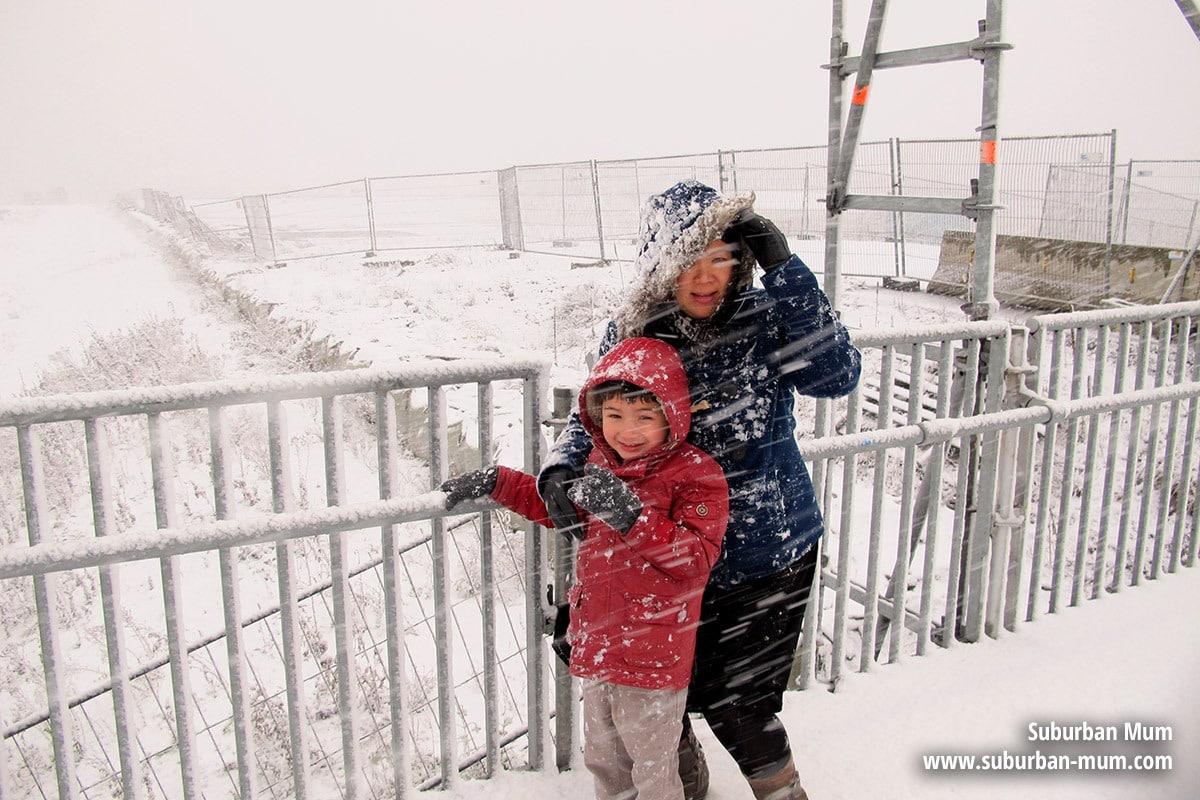 me-and-e-snow