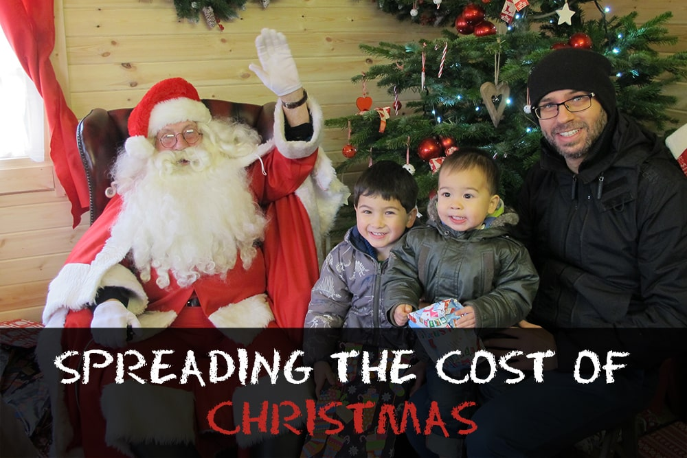 Spreading the cost of Christmas