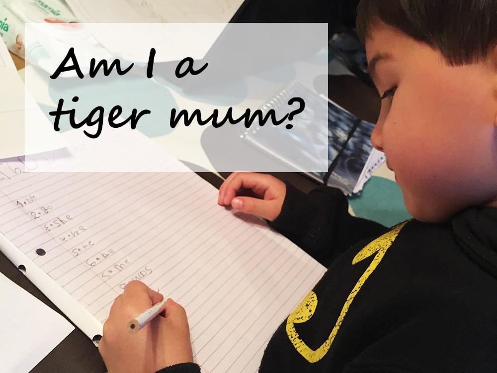 tiger-mum