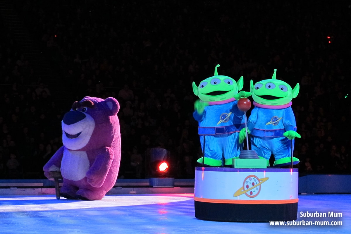 Disney on Ice - Toy Story