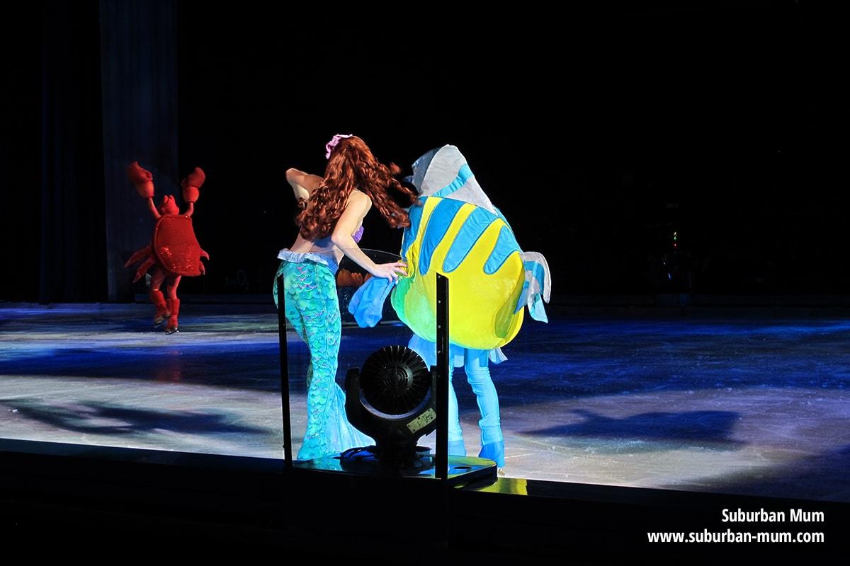 Disney on Ice - The Little Mermaid