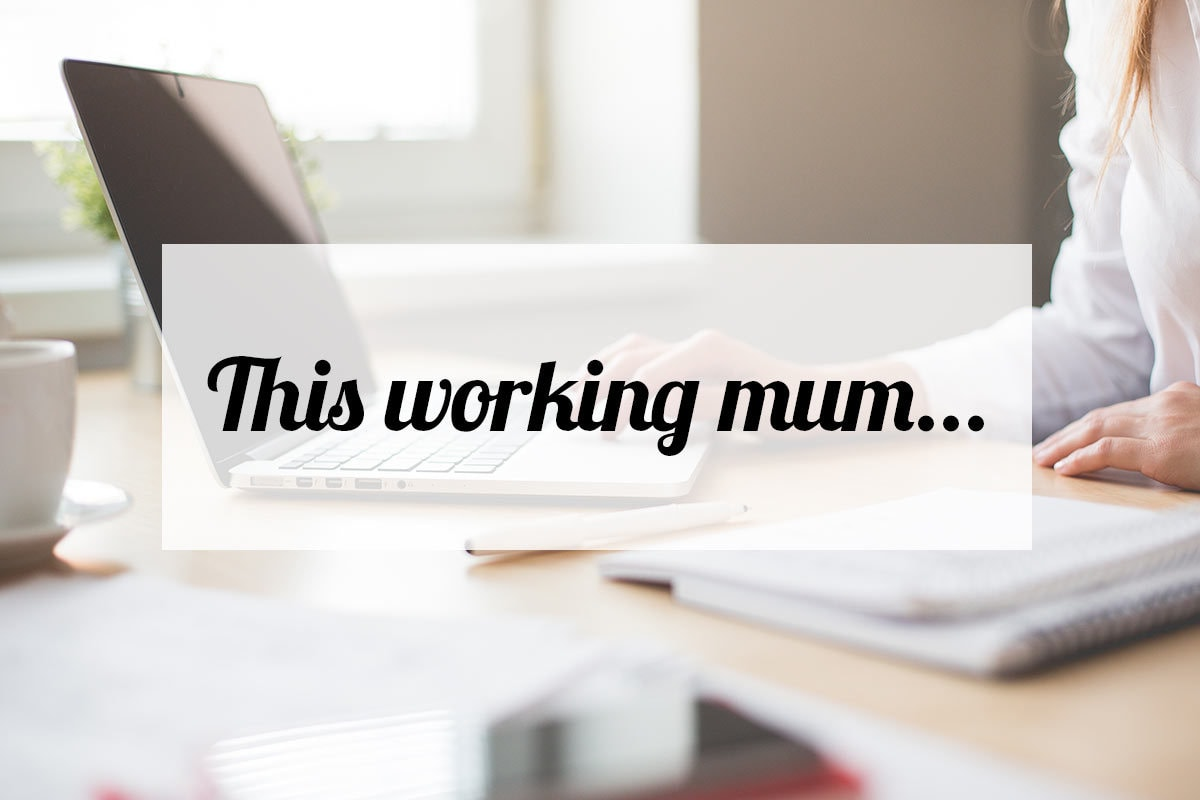 working-mum