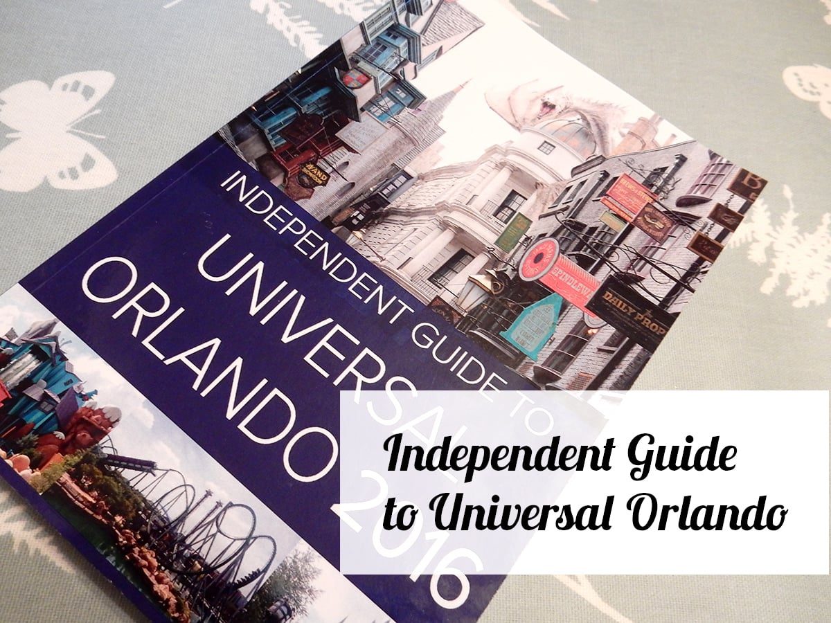 Independent Travel Guide to Universal Orlando