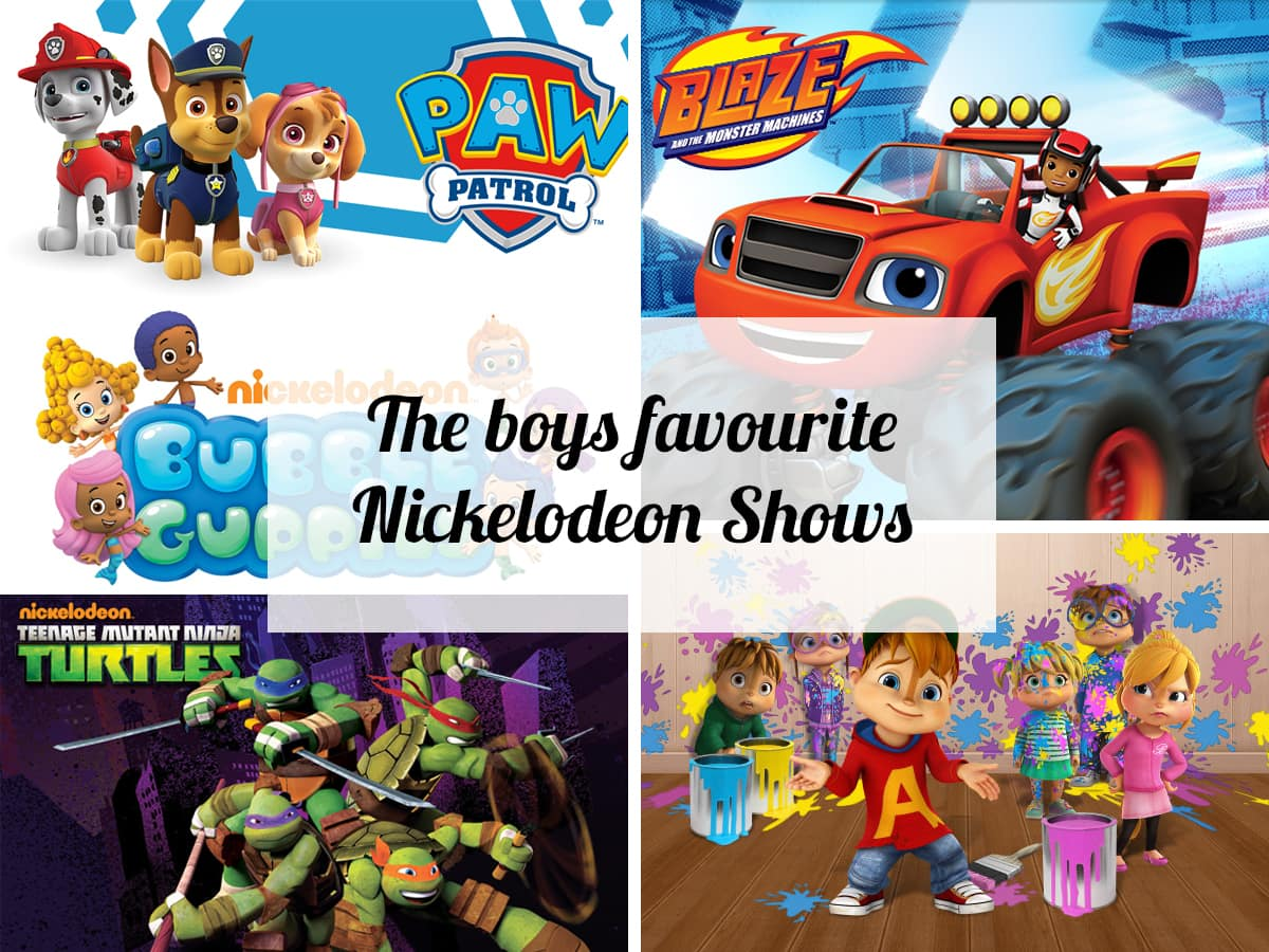 nickelodeon-shows