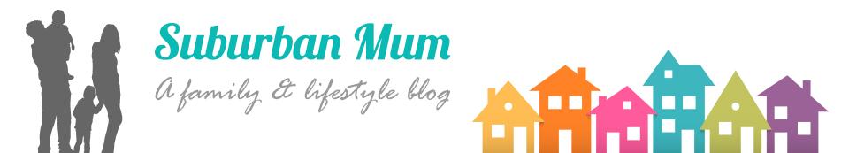 E & M style suburban mum logo