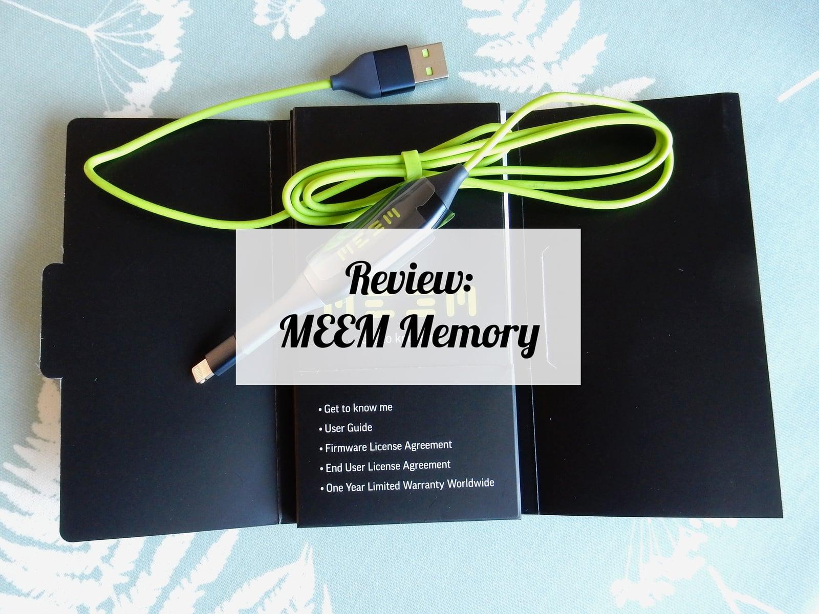 meem-memory-review