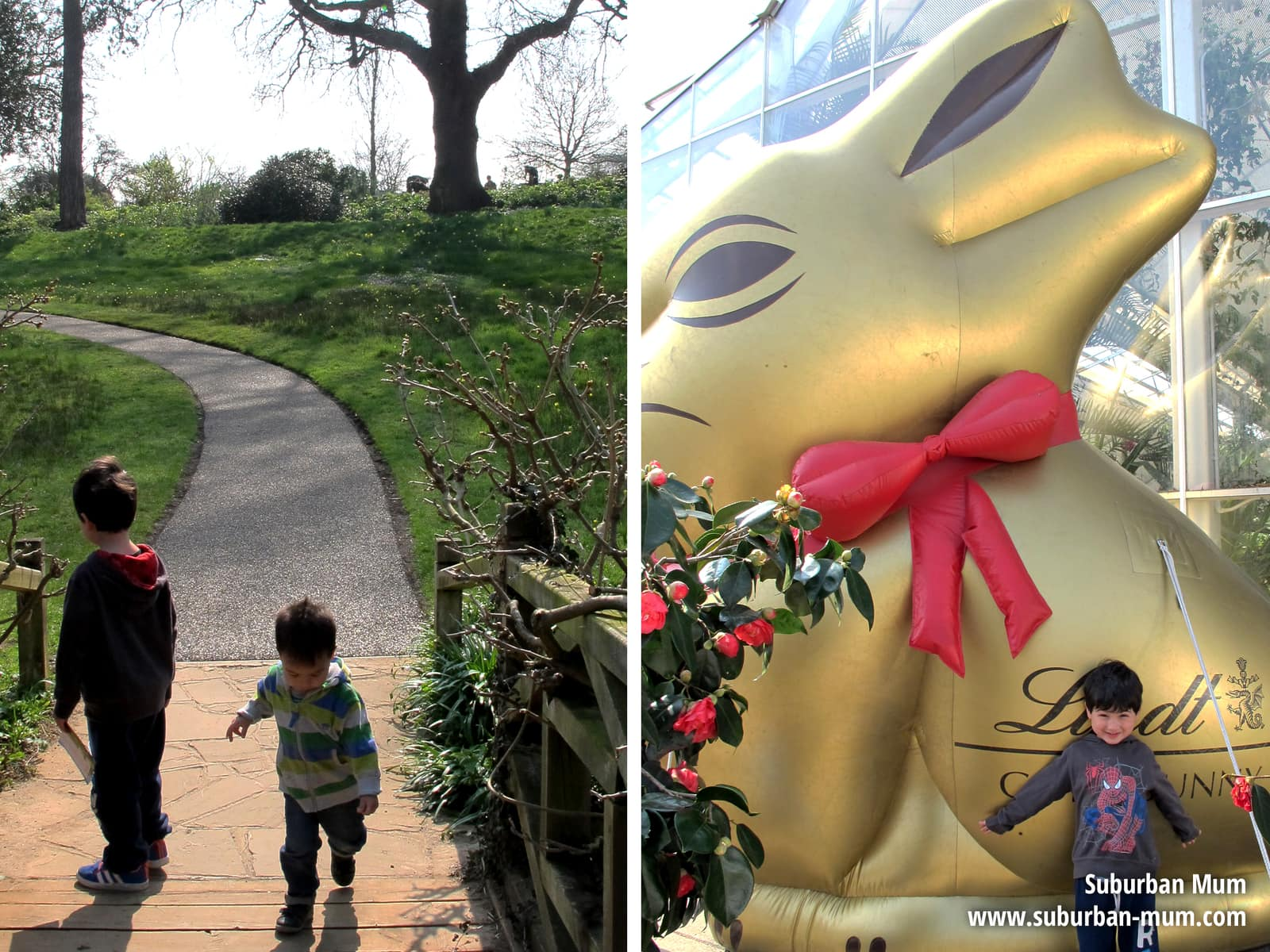wisley-lindt-easter-trail