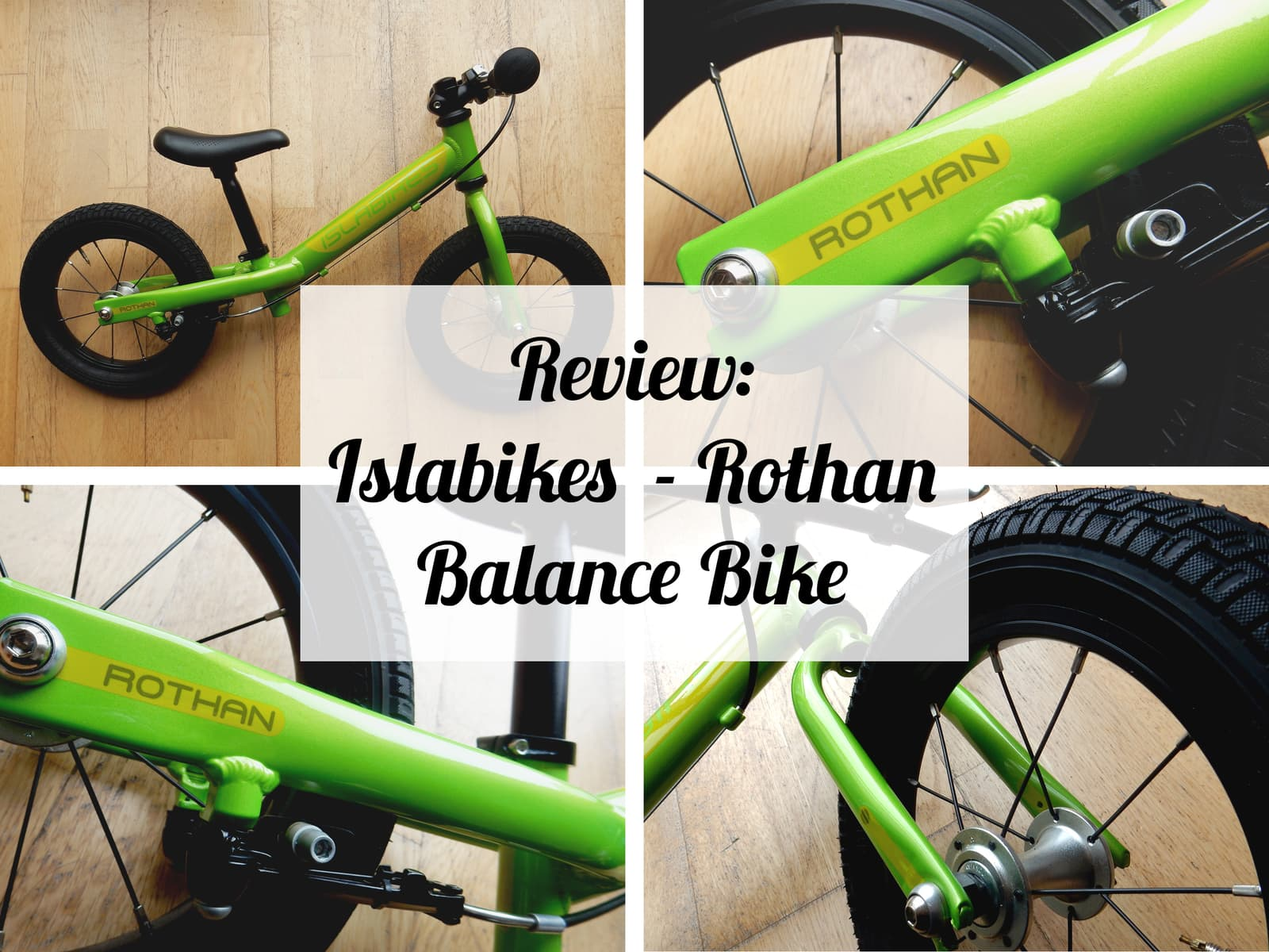 Rothan Balance Bike