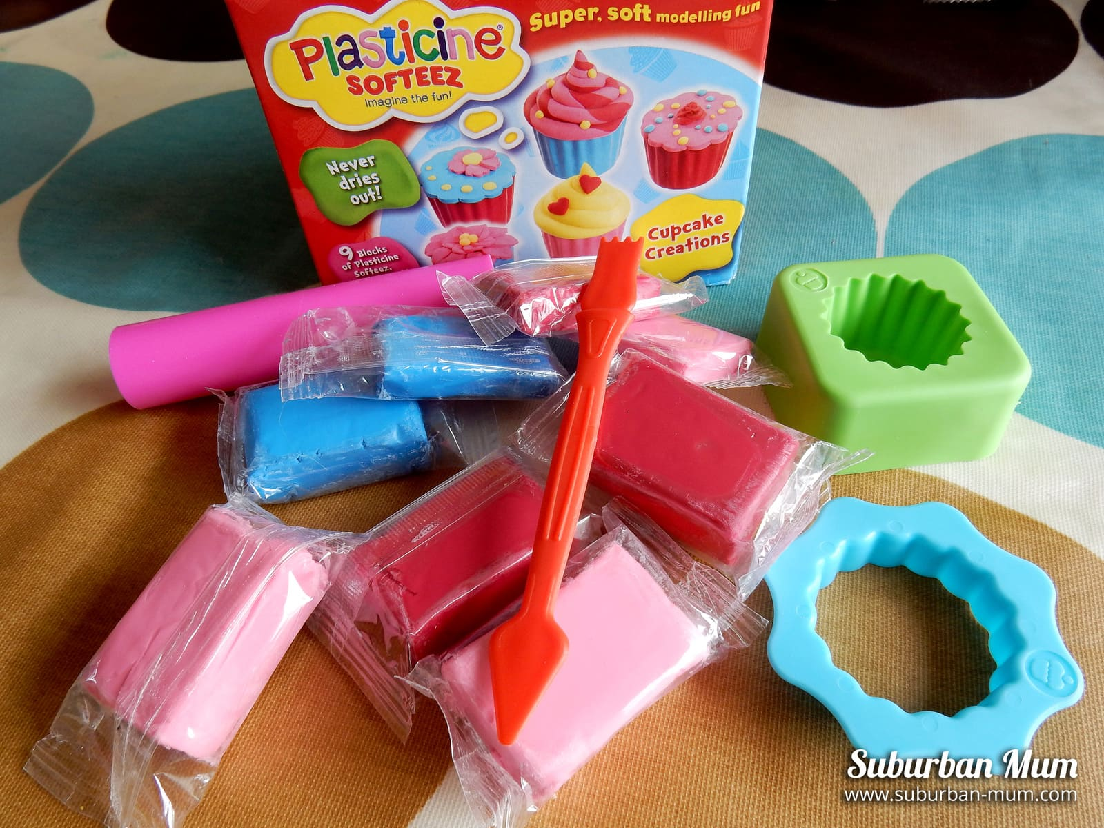 Softeez Cupcake Creations Kit