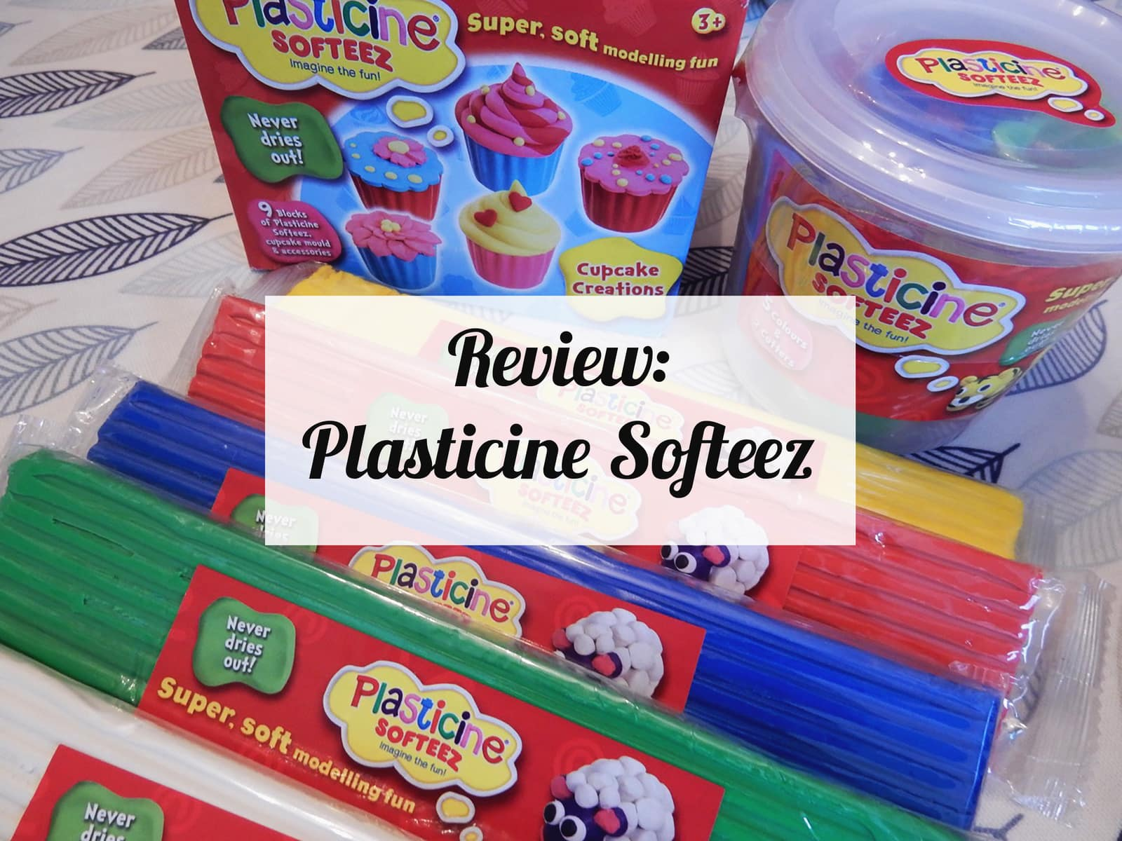 Review: Plasticine Softeez