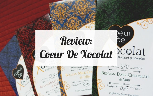 Review: Coeur De Xocolat plus giveaway