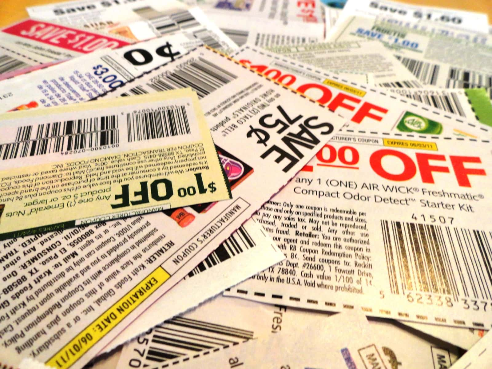 The Best Places To Find Free Stuff and Coupons