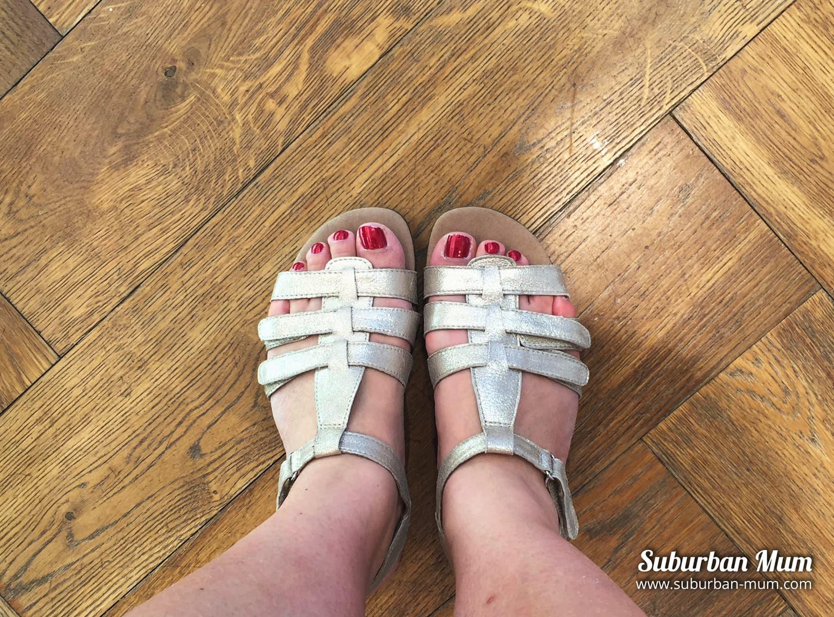 hotter-gold-sandals