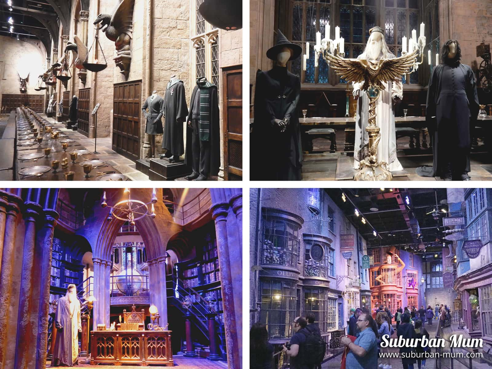 Warner Bros, Studio Tour