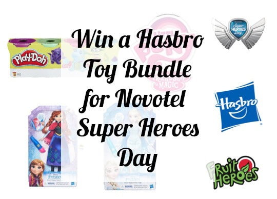 Win a Hasbro Toy Bundle