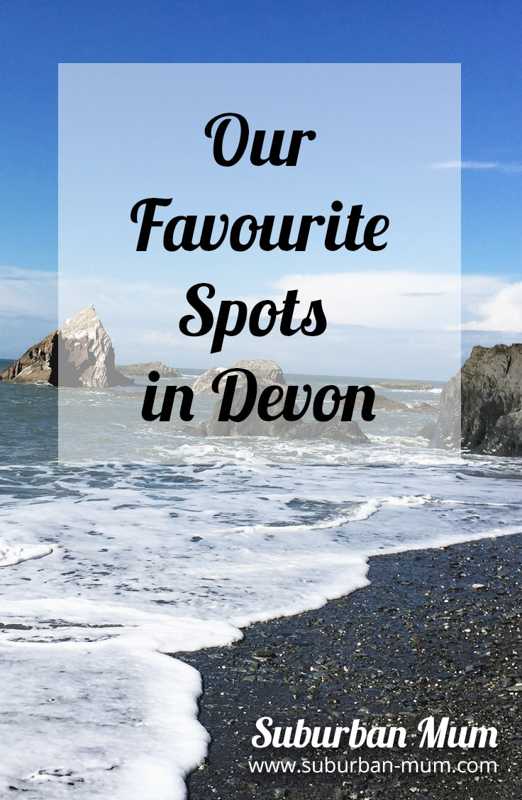Pin Me: Our Favourite Spots in Devon
