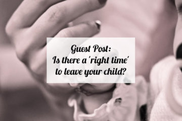 right-time-to-leave-child