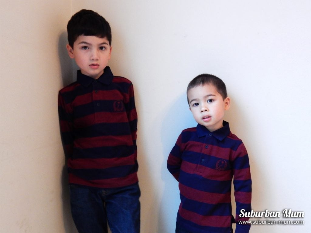 smart-casual dress code for little boys