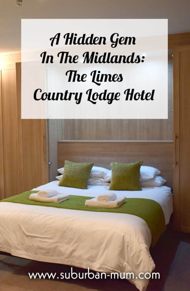 A hidden gem in the Midlands: The Limes Country Lodge Hotel