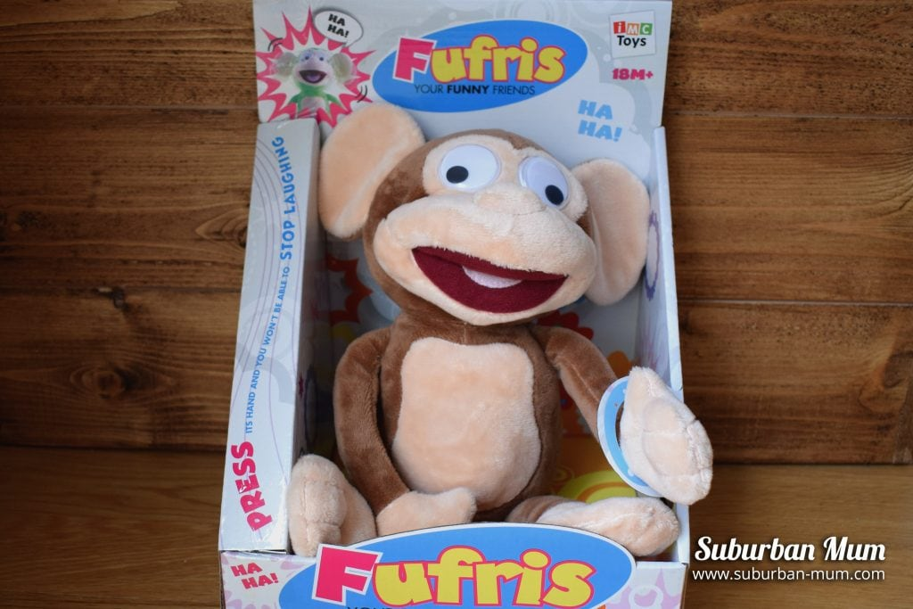 Club Pets Fufris Funny Monkey
