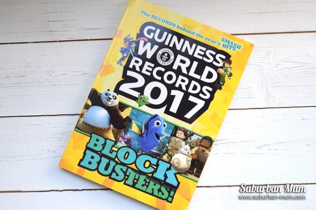 The Guinness World Records 2017