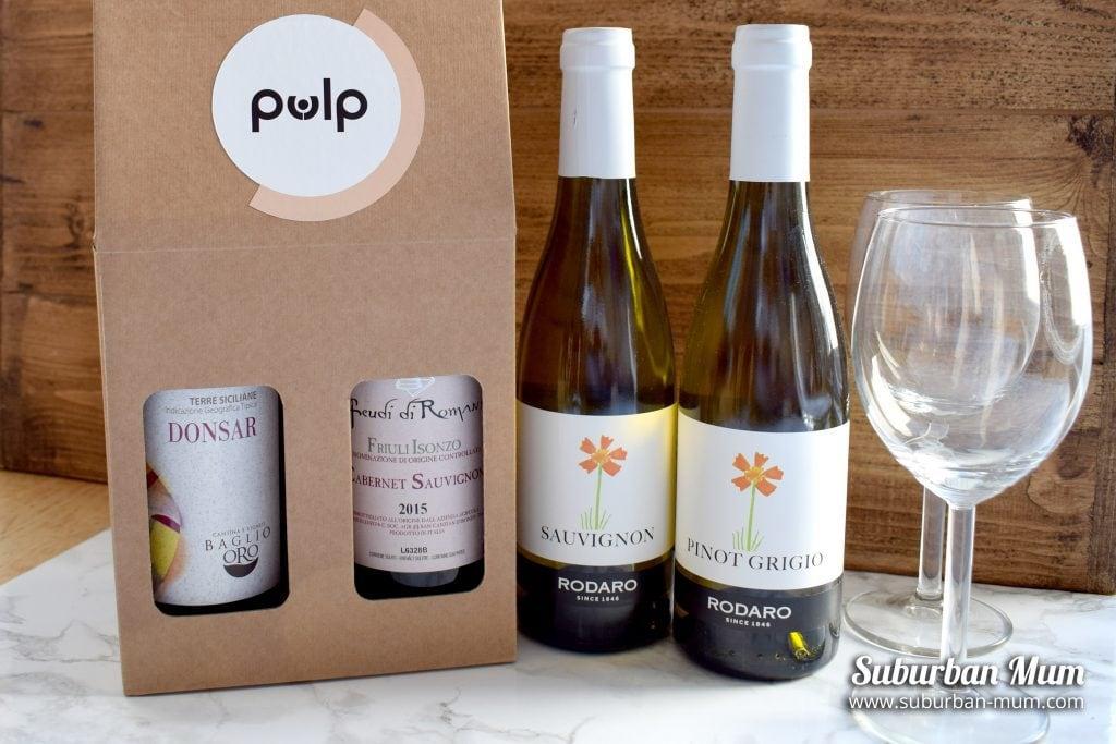 Pulp Wine subscription box
