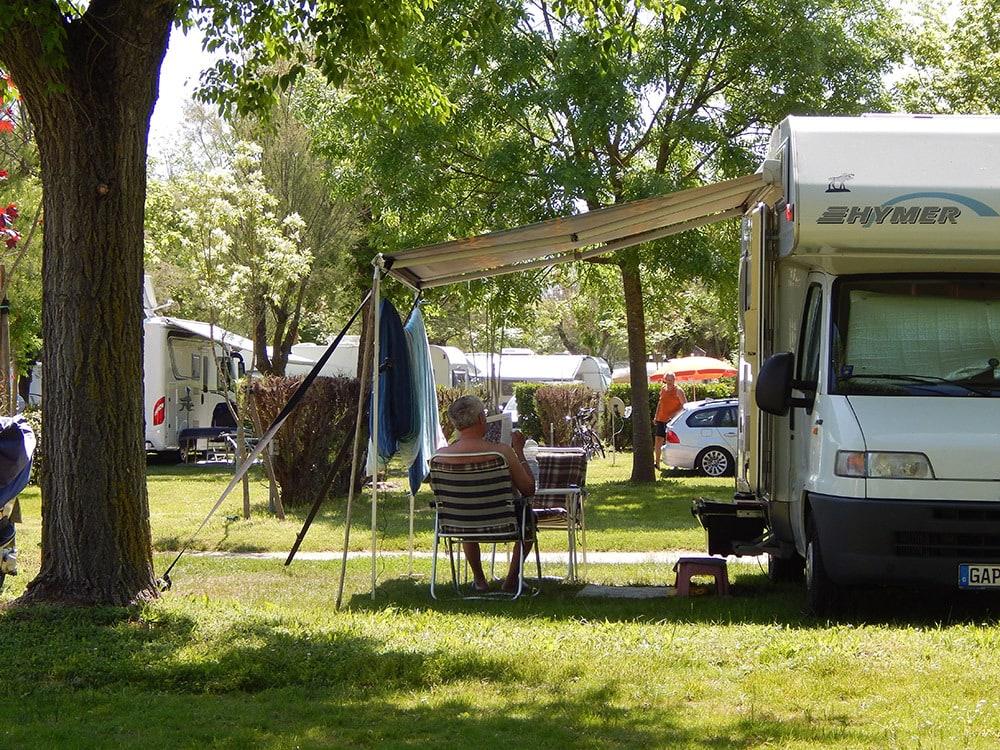Pra' Delle Torri campsite
