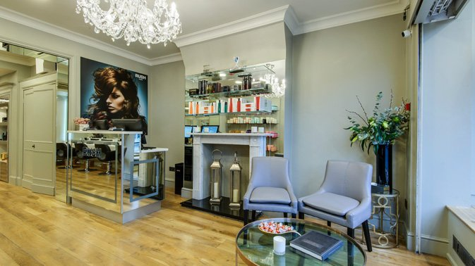 Rush Hair & Beauty - salon