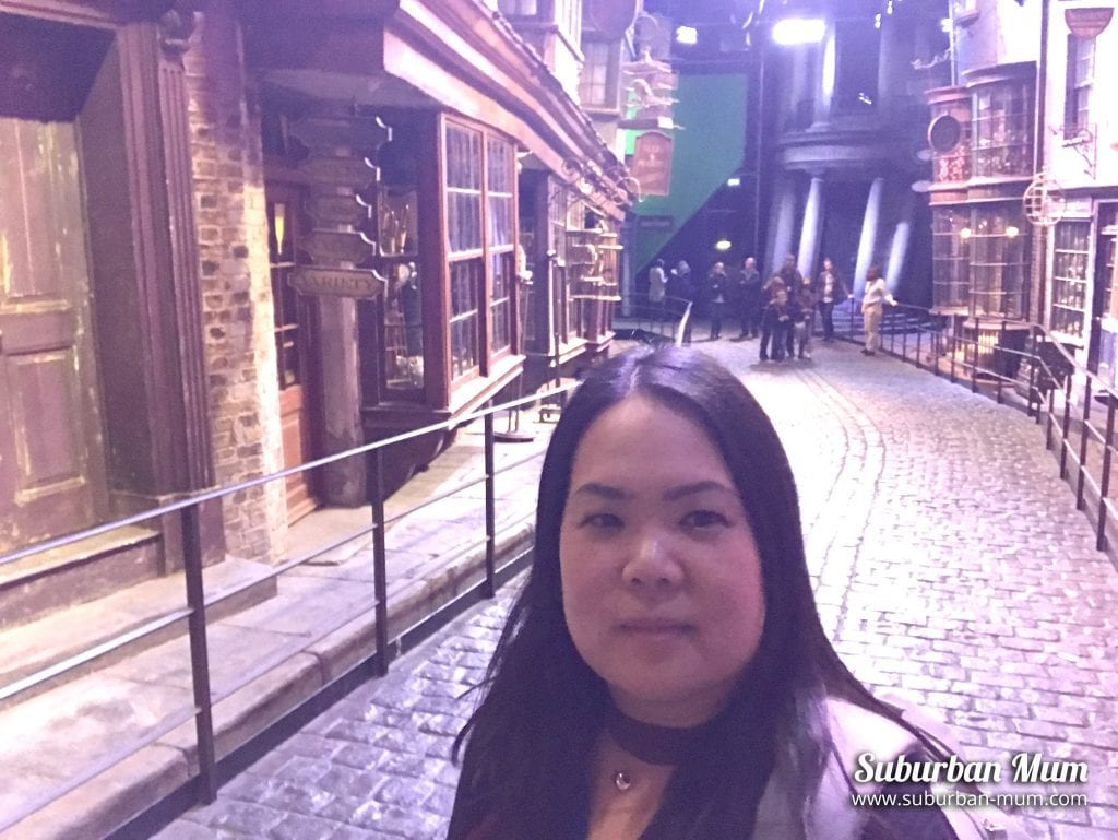 WB Studio Tour - Diagon Alley