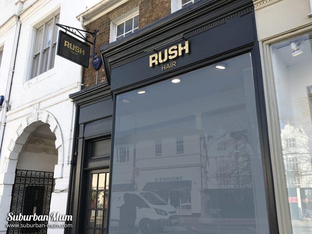 Rush Hair & Beauty, Wimbledon Village
