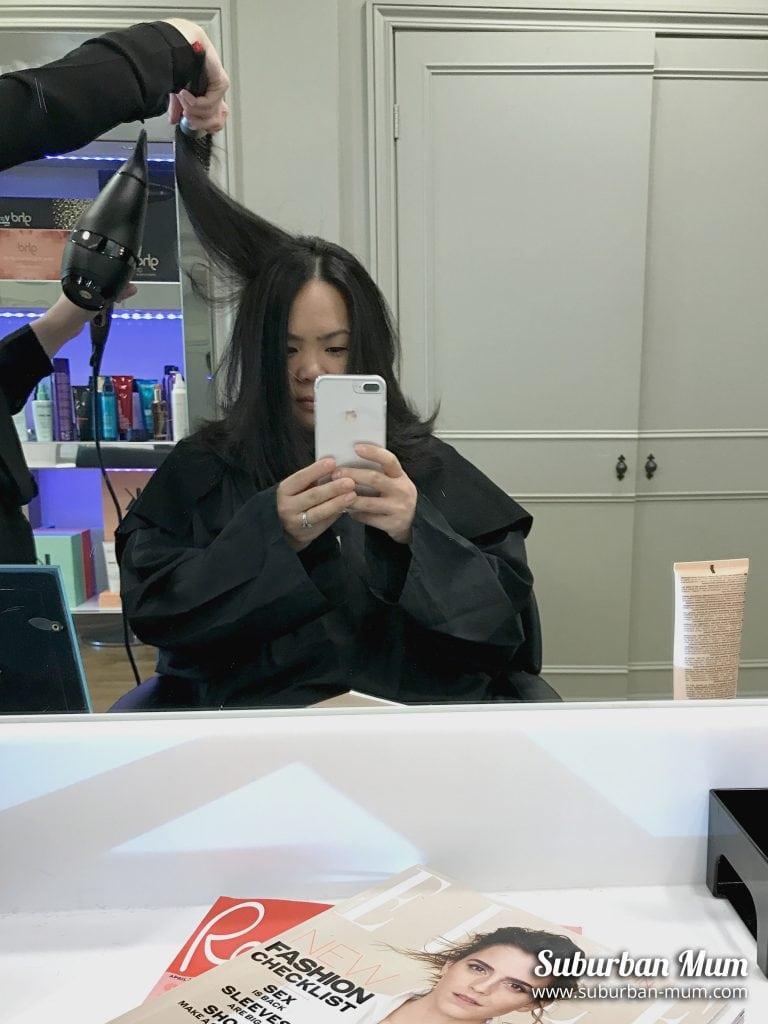 Rush Hair & Beauty - haircut