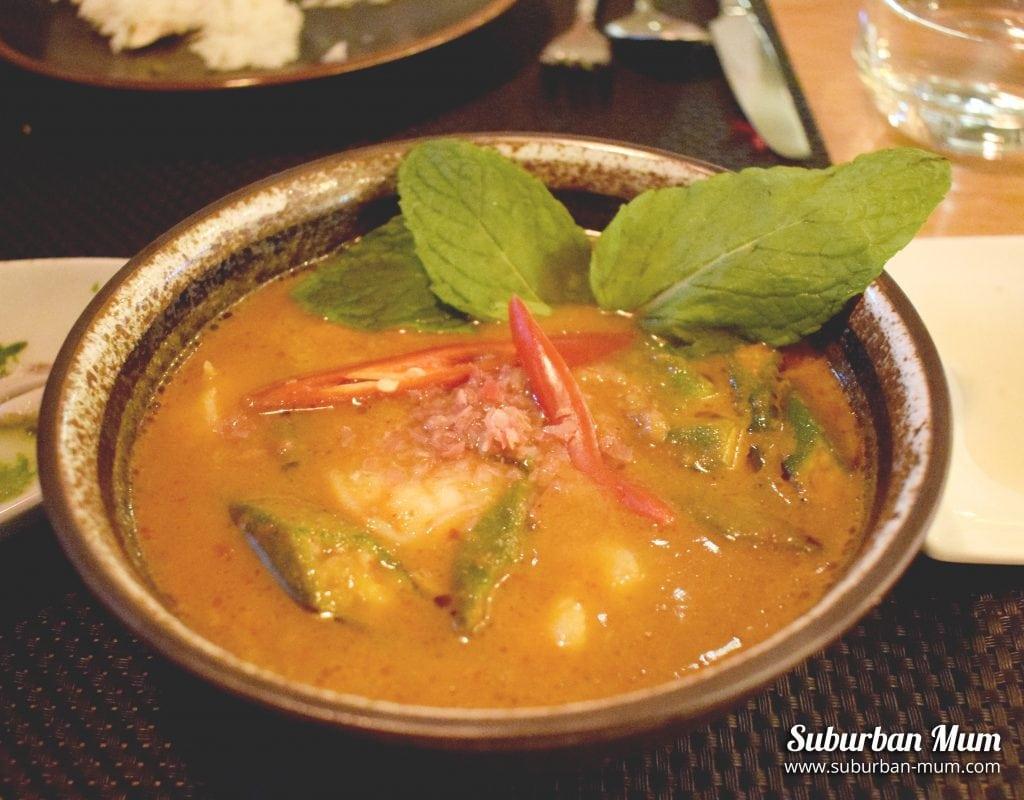 Prawn Assam Curry | Chi Kitchen