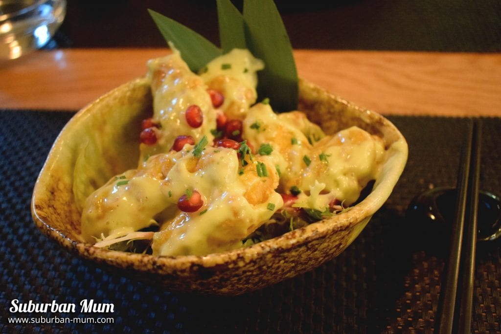 Popcorn shrimp   Chi Kitchen