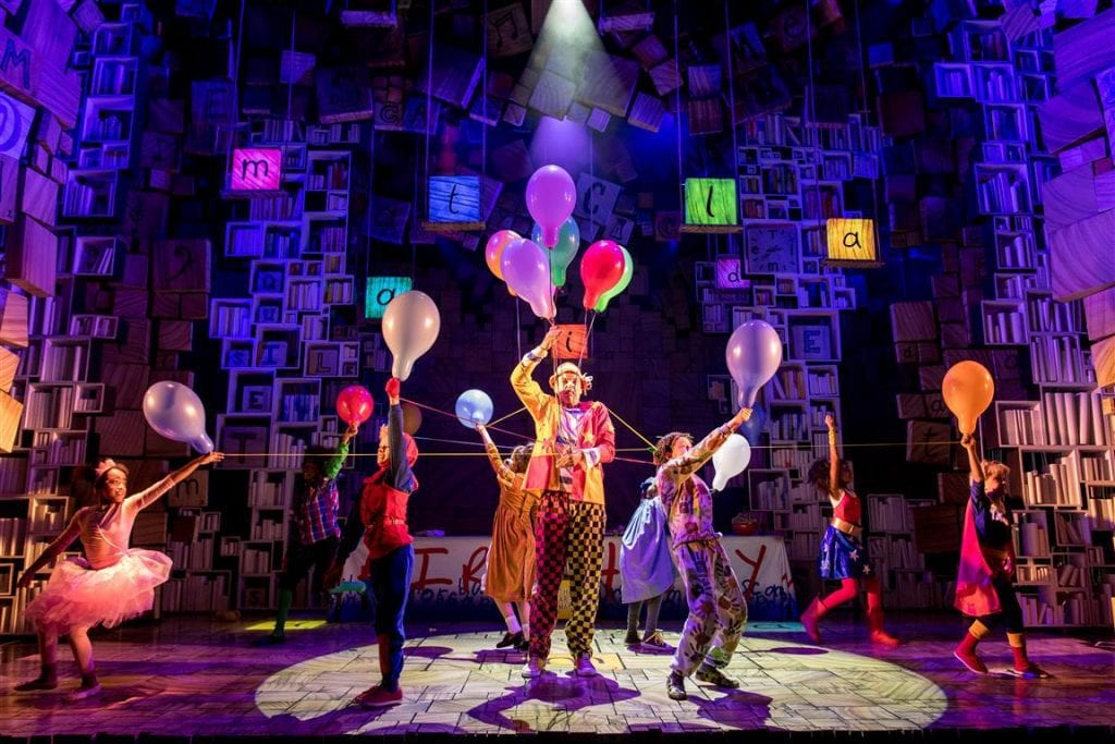 Matilda The Musical, London