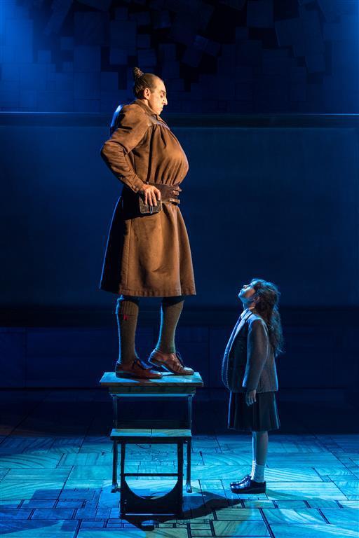 Miss Trunchball, Matilda The Musical