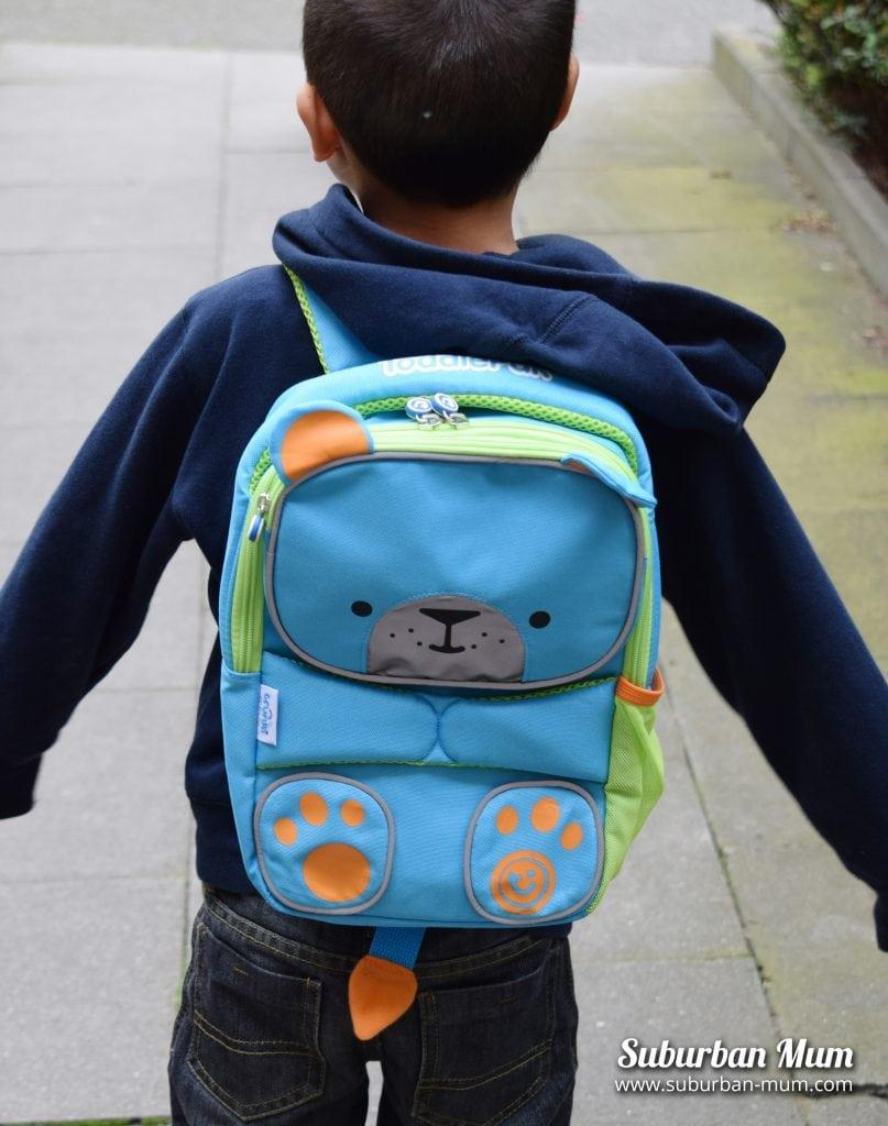 1678b23d0b3 Introducing the new Trunki Toddlepak Backpack | Suburban Mum
