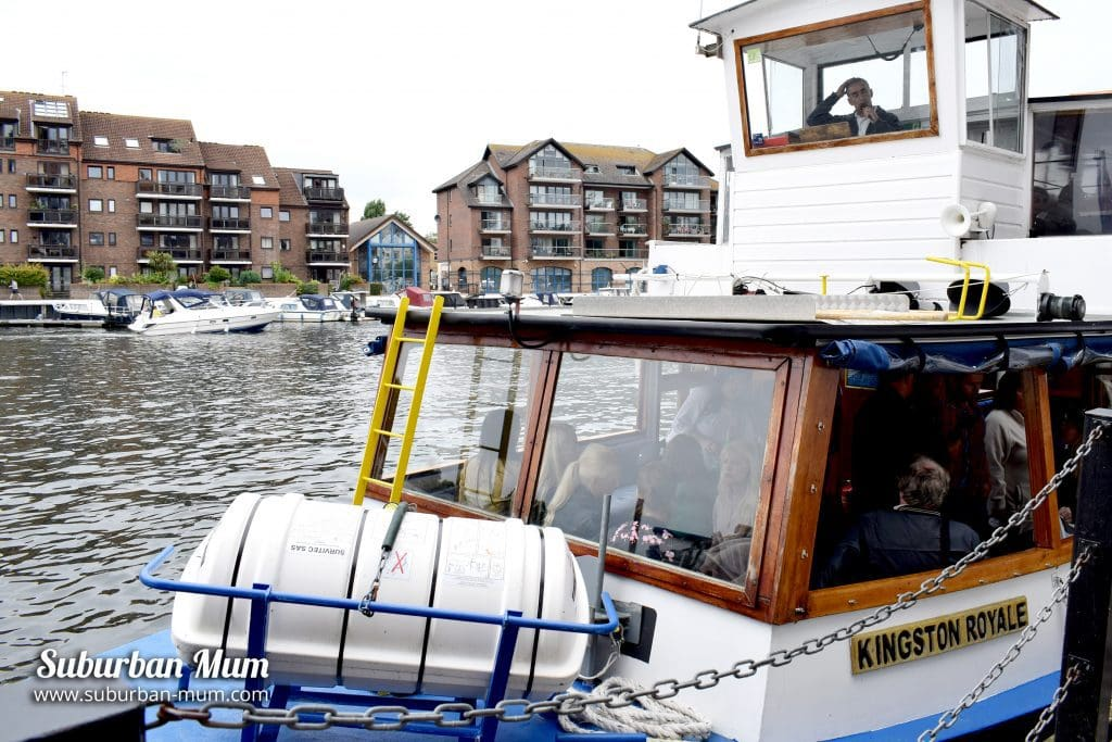Turk Launches Boat Trips