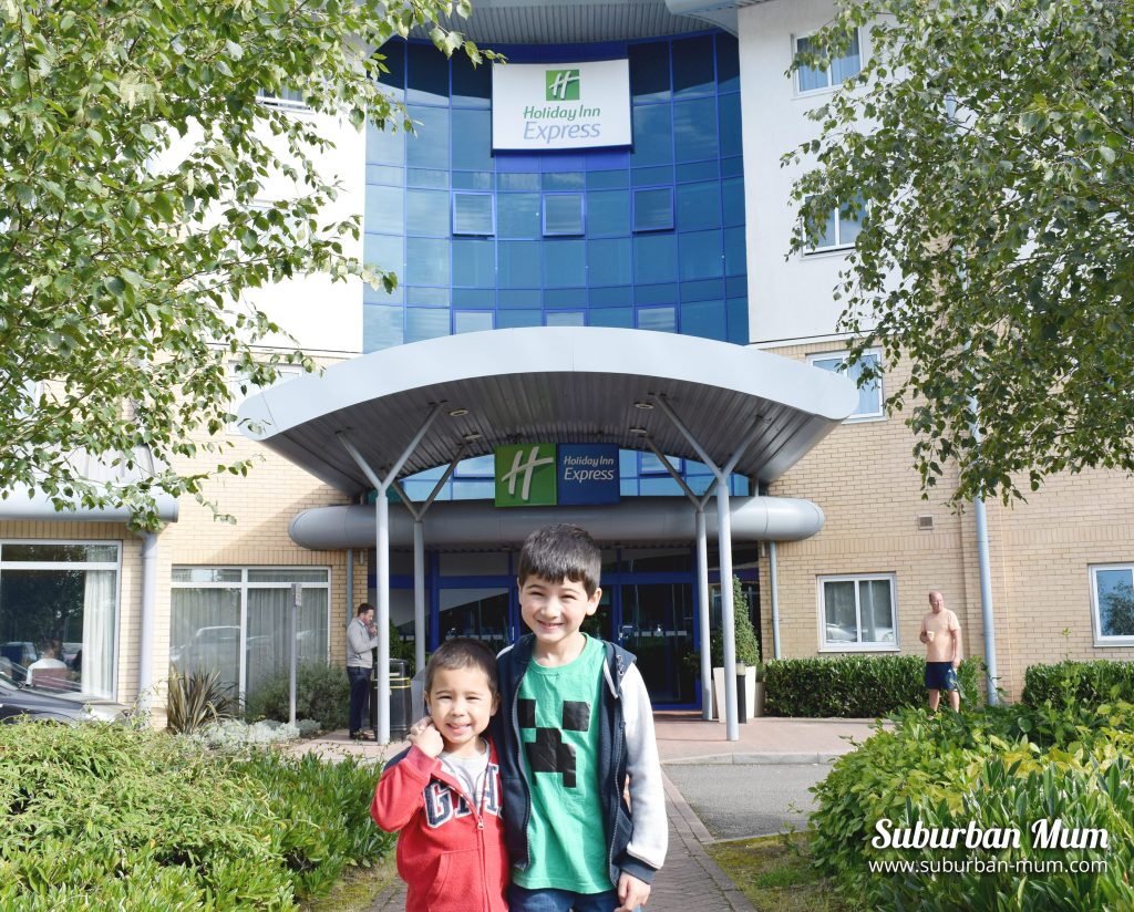 The Holiday Inn Express, Southampton