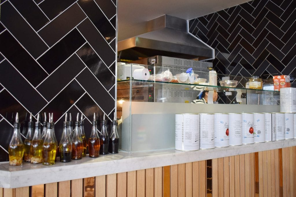 The New Look Pizza Express Camberley Suburban Mum