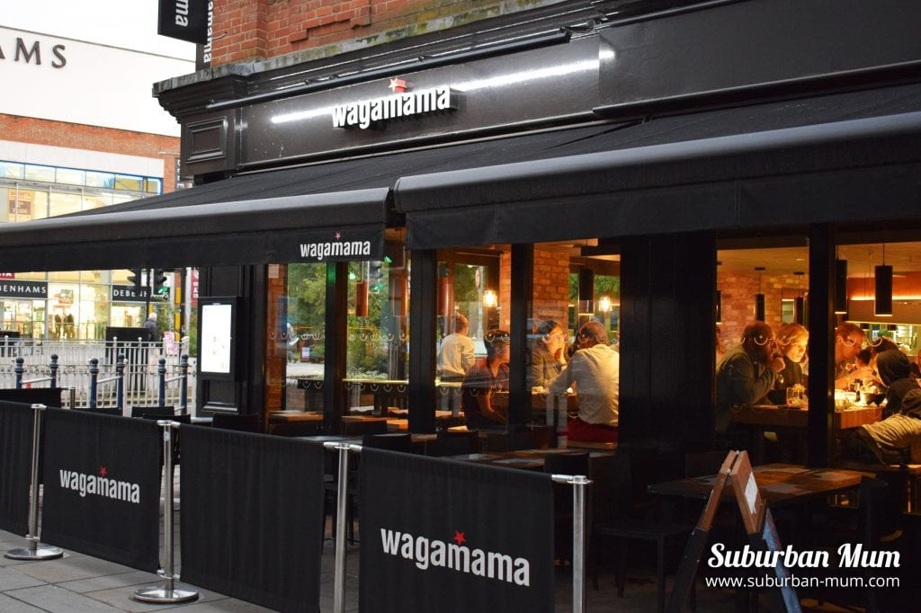 Wagamama Guildford